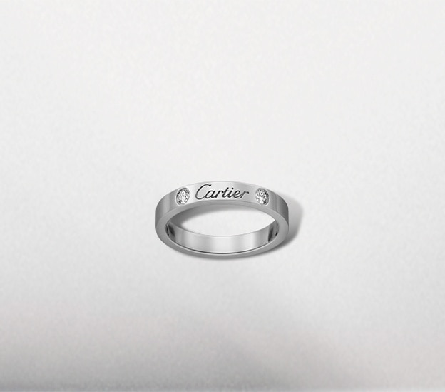VP2 c de cartier rings
