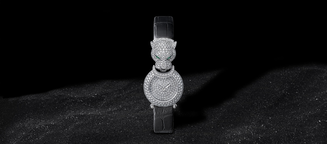 Panthère Jewelry watches