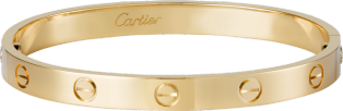 <span class='lovefont'>A </span> bracelet Yellow gold