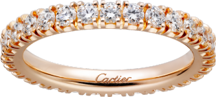 Étincelle de Cartier wedding ring
